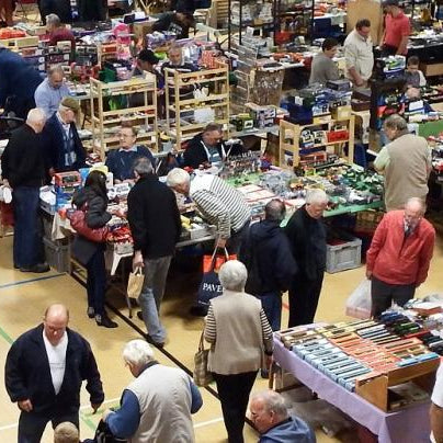 IRM to attend South Dublin Toy & Train Sale