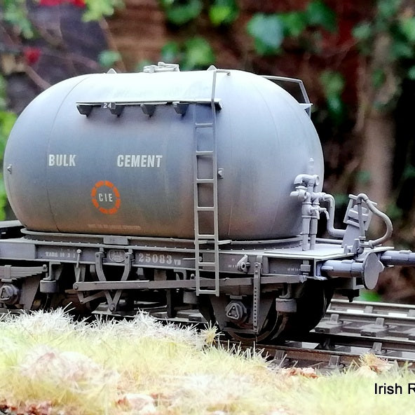 Weathering IRM Cement Bubbles with Tony Mirolo