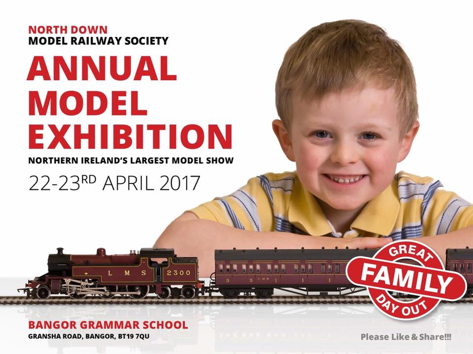 Irish Railway Models at the NDMRS 2017 Exhibition