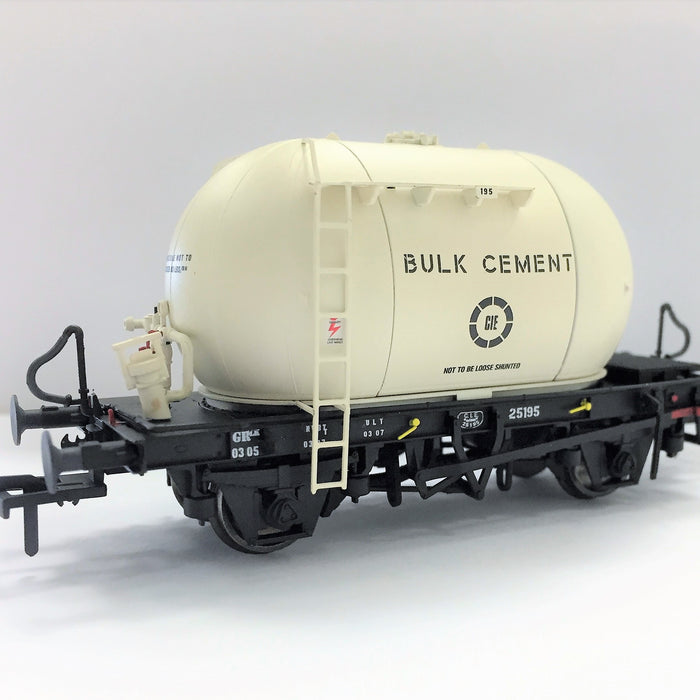 Further update on Cement Bubble Delivery this weekend