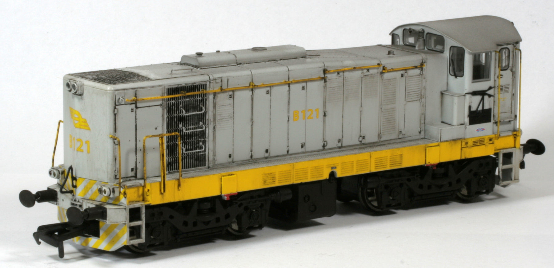 Weathering Murphy Models 121 Class Locomotives With Mick Bonwick