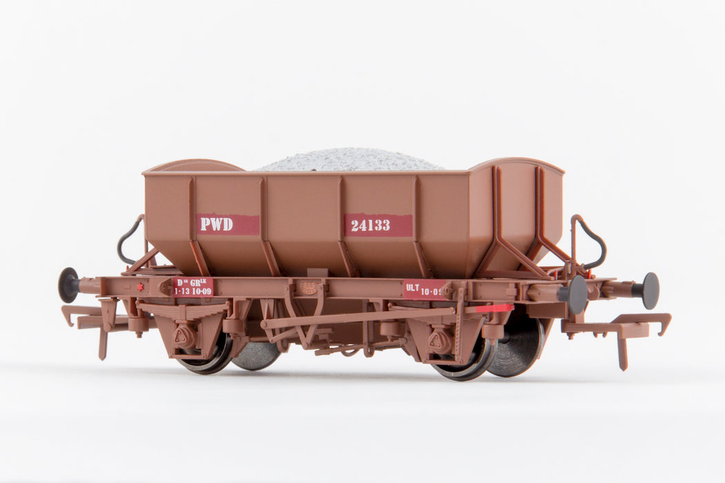 Two-axle ballast wagon multi-pack 2