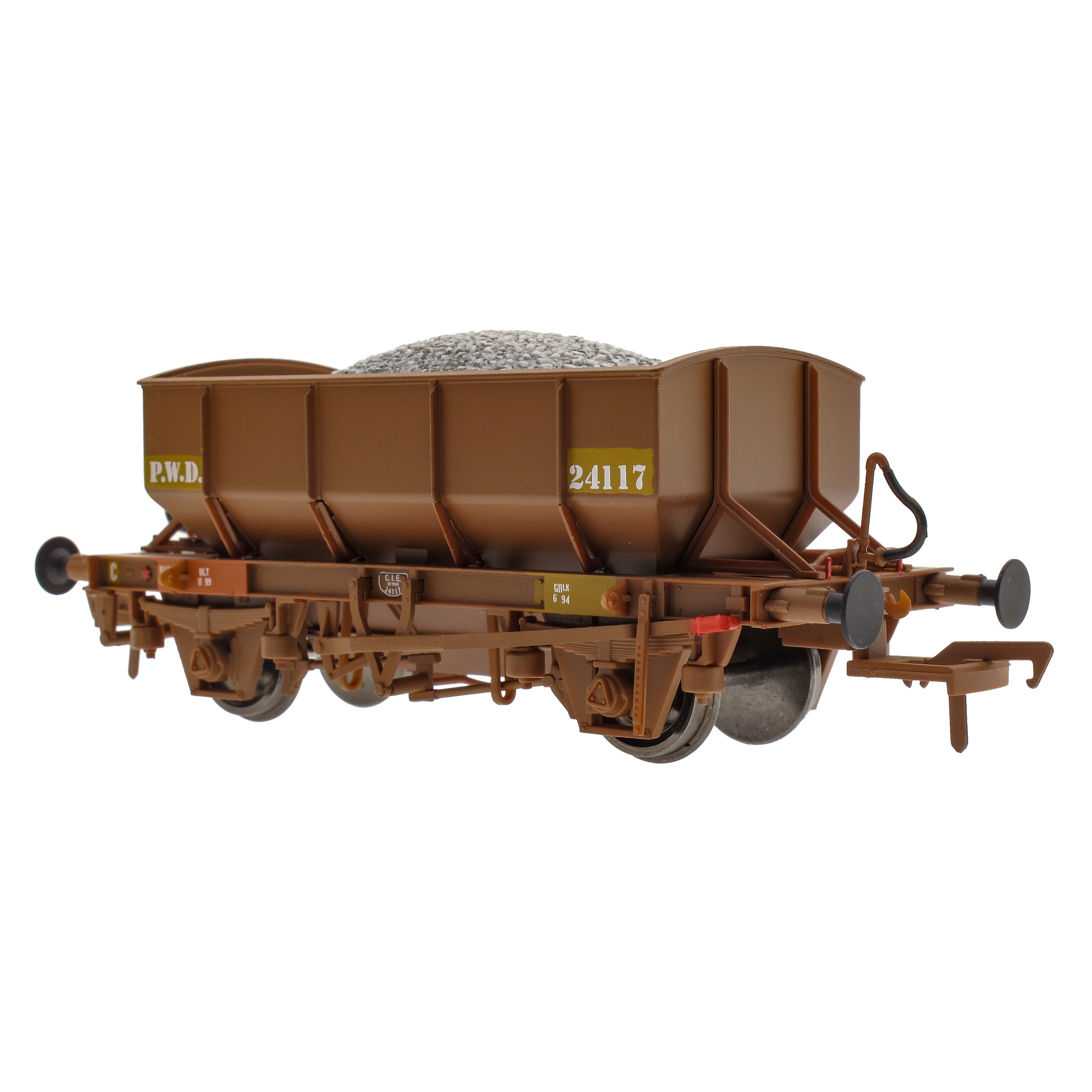 IE Ballast Wagon - Pack D