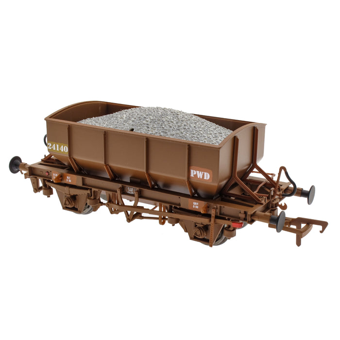 IE Ballast Wagon - Pack F