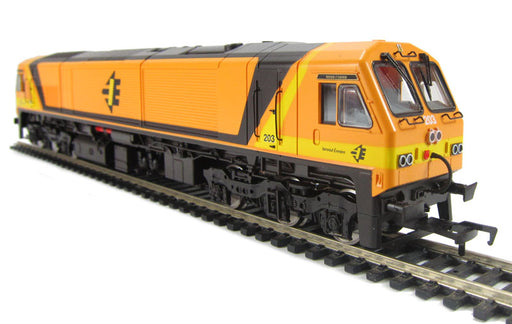 203 - Class 201 Locomotive - IE Original Orange