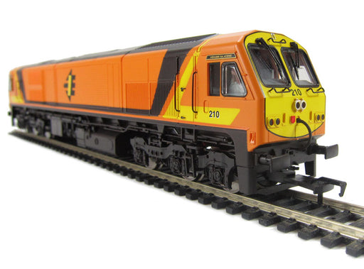 210 - Class 201 Locomotive - IE Orange