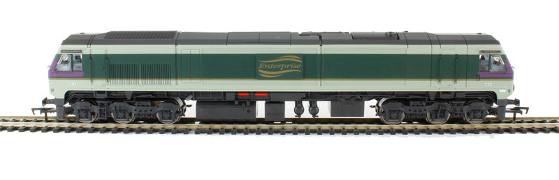 230 - Class 201 Locomotive - Original Enterprise