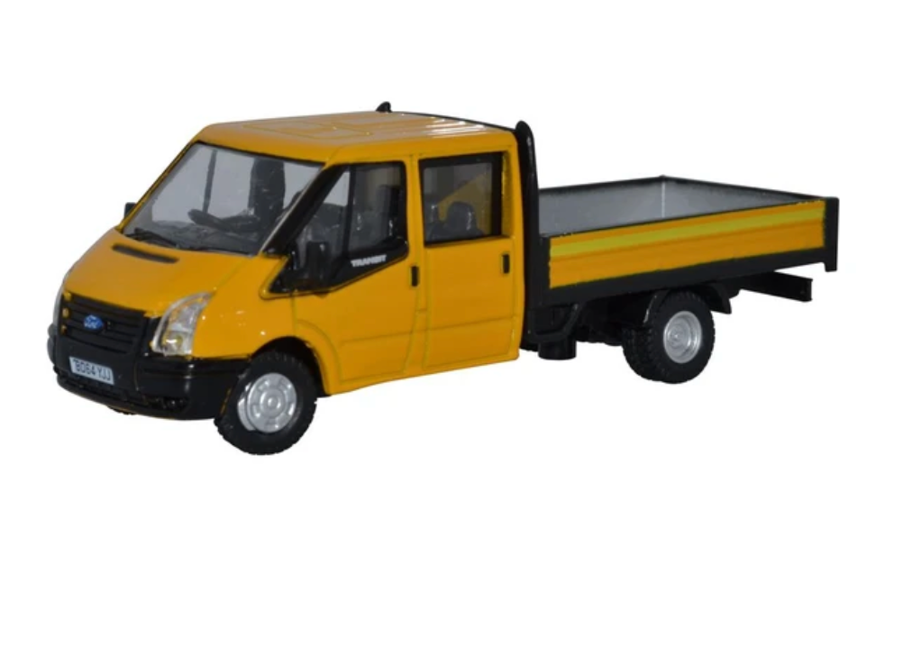 Ford Transit Mk5 Dropside Highway Maintenance