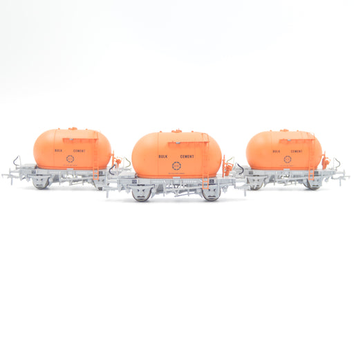 Two-axle Cement wagon multi-pack E