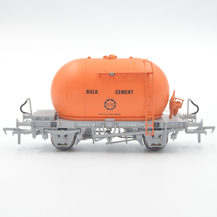 Two-axle Cement wagon multi-pack F