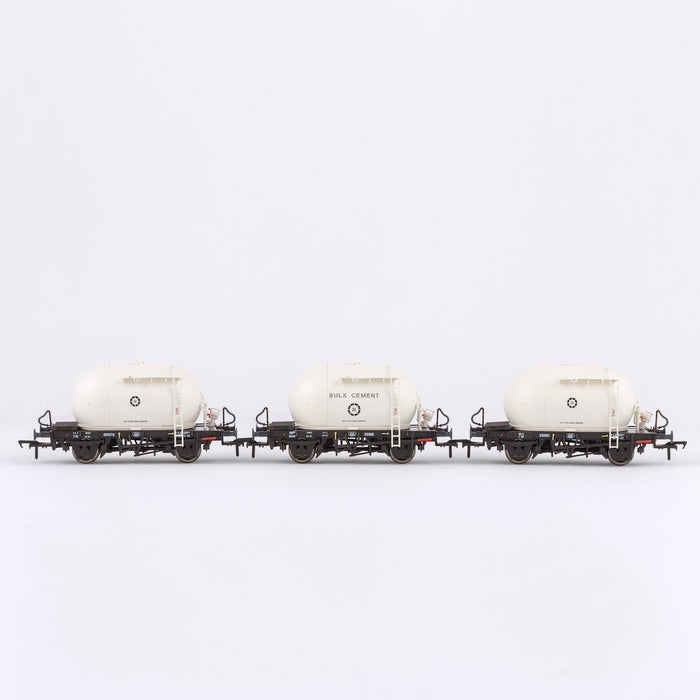 Two-axle Cement wagon multi-pack B