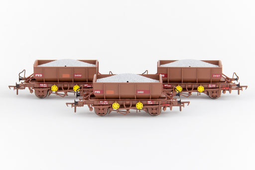 Two-axle ballast wagon multi-pack 1