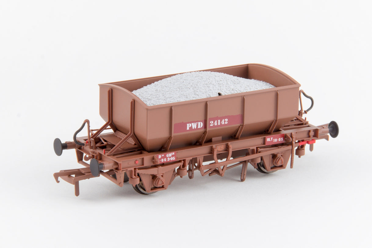 Two-axle ballast wagon multi-pack 3