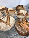 Bread Club - Advanced Class 6th September