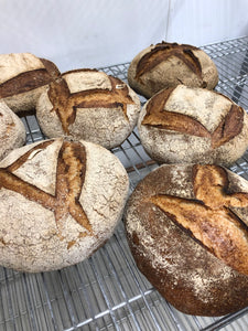 Bread Club - Advanced Class 21/06/20