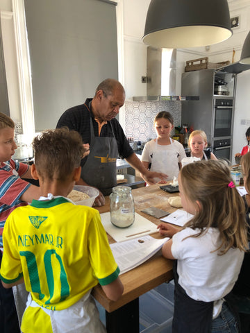 Kid's Kitchen Summer School August 2020