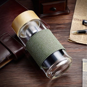 400ml Tea Infuser Bottle