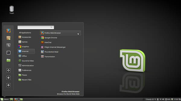 Learn How To Use Linux, Linux Mint Cinnamon 18.3 - Bootable 8GB USB Flash Drive