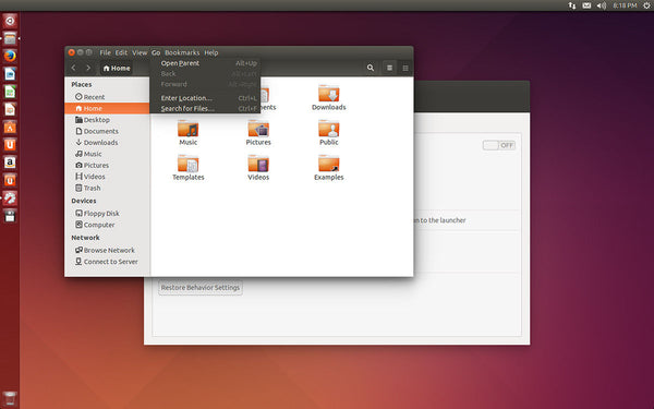 Learn How To Use Linux, Ubuntu 14.04 Linux Bootable 8GB USB Flash Drive
