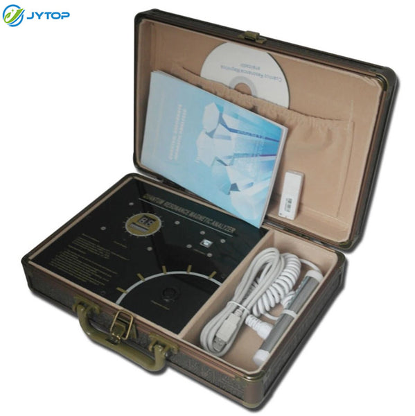 JYtop FREESHIP 2ND Quantum Resonance Magnetic Body Health composition Analyzer Machine