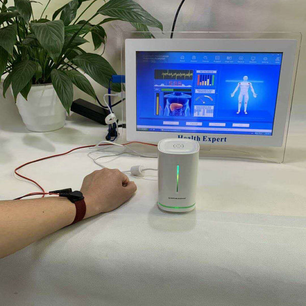 JYtop 2019 New 7th generation quantum detector monitoring system portable sub-health detection analyzer