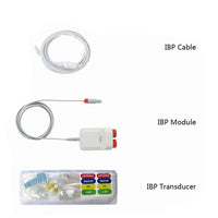 JYTOP IBP cable sensor,IBP module Invasive Blood Pressure Module for Patient monitor