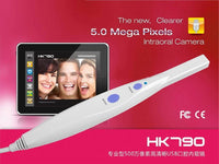 JYtop 2019 New 5.0 Mega Pixels USB 6-LED Dental Intraoral Oral Camera with software HK790