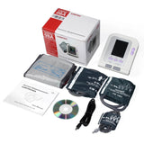 JYTOP Digital Blood Pressure Monitor CONTEC08A+Neonatal/Pediatrics/Child/Adult 4cuffs