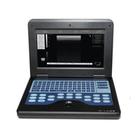 JYTOP Portable Laptop Machine Digital Ultrasound Scanner, Convex+Linear+Cardiac 3 Probes