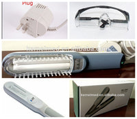 JYTOP KN-4003B hand-held 311nm narrow band UVB phototherapy lamp for vitiligo psoriasis eczema treatment
