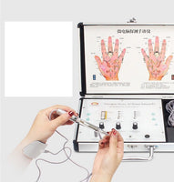 JYtop Chinese meridian Expert Analyzer Acupuncture health analysis/ detector system/Hand Acupoints Therapy Device,Hand Diagnosis Syste