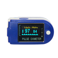 JYTOP Fingertip Pulse Oximeter USB CMS50DA+ SPO2 Monitor Blood Oxygen 24Hours Record
