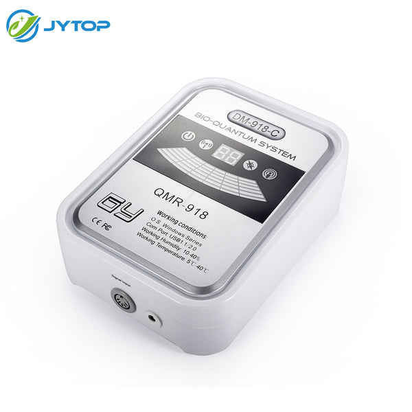 JYtop Quantum Magnetic Resonance Analyzer Sub-Health Body Monitor 41 Report 918-C