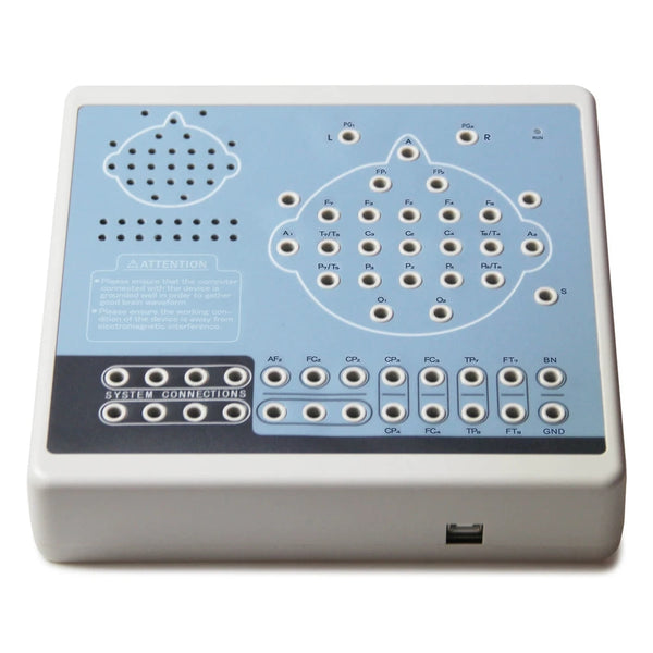 JYTOP KT88-3200 Digital 32 Channel EEG Machine&Mapping System,2 tripods,Brain electric