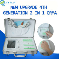 JYTOP Quantum resonance magnetic analyzer 4th generation palm touch hand version