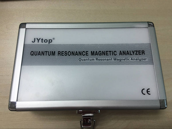 JYtop Hi-tech Quantum Analyzer Quantum Resonance Magnetic Body 3rd Generation Health Analyzer-52 Reports V4.7.5