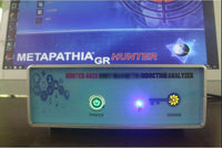 JYtop 18D Hunter 4025 Health Monitoring and Therapy - Metapathia GR Hunter NLS Bioresonance Diagnose Health Therapy System