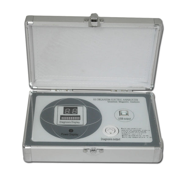 JYtop 2ND Quantum Resonance Magnetic Analyzer Body Healther Analyzer