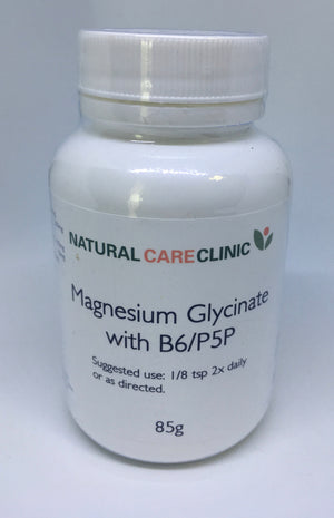 Magnesium Glycinate with B6/P5P powder