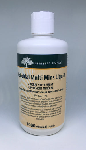 Genestra Colloidal Multi Mins Liquid