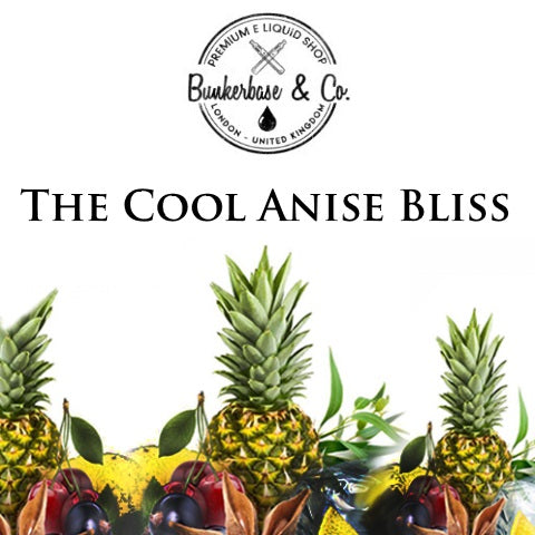 Bunkerbase & Co. - Anise Bliss - 10 ml Flavor Concentrate