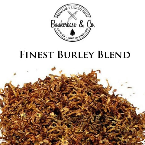 Bunkerbase & Co. - Finest Burley Blend - 10 ml Flavor Concentrate