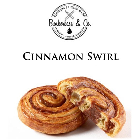 Bunkerbase & Co. - Cinnamon Swirl - 10 ml Flavor Concentrate