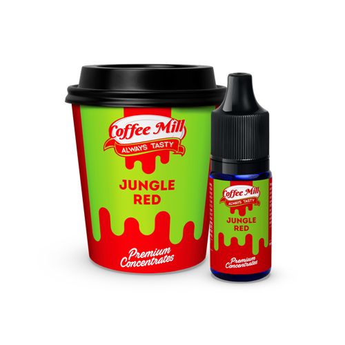 Coffee Mill - Jungle Red - 10ml Concentrate