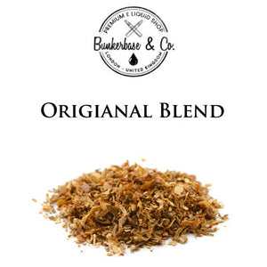 Bunkerbase & Co. - Original Blend - 10 ml Flavor Concentrate