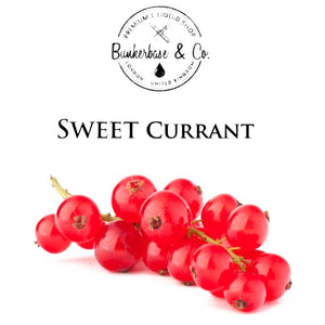 Bunkerbase & Co. - Sweet Currant - 10 ml Flavor Concentrate