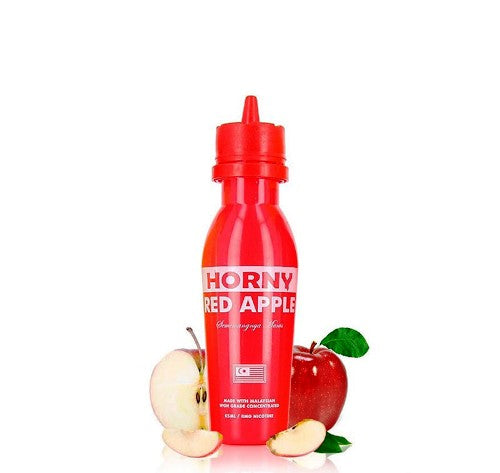 Horny Flava - Red Apple - 55 ml Shortfill