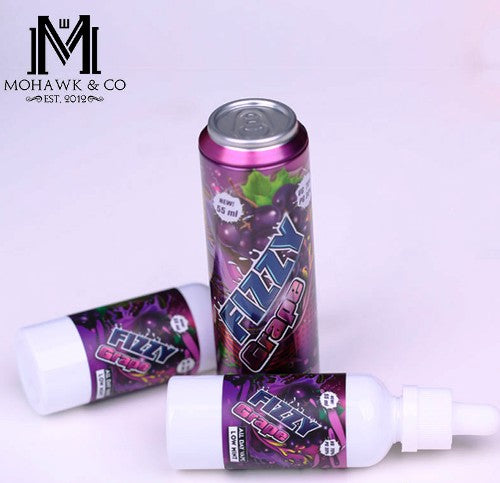 Mohawk & Co. - Fizzy Grape - 55 ml Shortfill