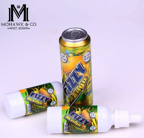 Mohawk & Co. - Fizzy Mango - 55 ml Shortfill