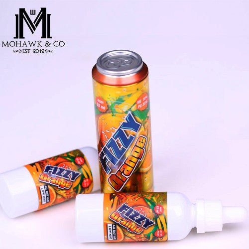 Mohawk & Co. - Fizzy Orange - 55 ml Shortfill